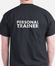 Personal Trainer Black/White T-Shirt