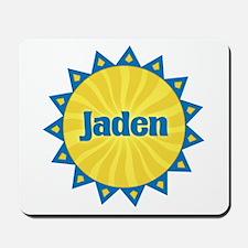Jaden Sunburst Mousepad