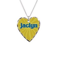 Jaclyn Sunburst Necklace