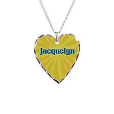 Jacquelyn Sunburst Necklace