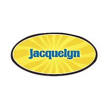 Jacquelyn Sunburst Patch