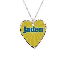 Jaden Sunburst Necklace