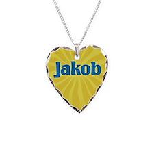 Jakob Sunburst Necklace