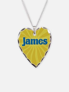 James Sunburst Necklace