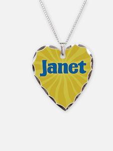 Janet Sunburst Necklace