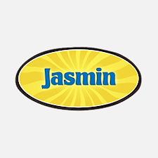 Jasmin Sunburst Patch