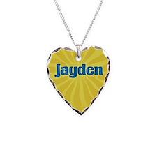 Jayden Sunburst Necklace