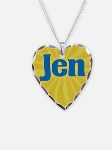 Jen Sunburst Necklace