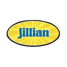 Jillian Sunburst Patch