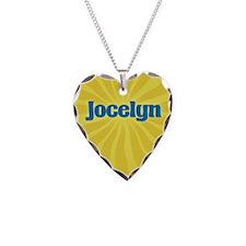 Jocelyn Sunburst Necklace