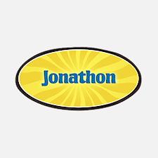 Jonathon Sunburst Patch