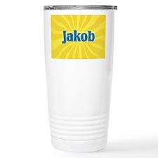Jakob Sunburst Travel Mug