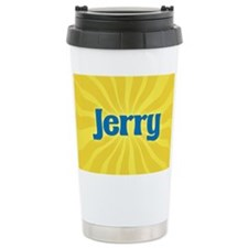 Jerry Sunburst Travel Mug