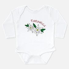 Edelweiss Long Sleeve Infant Bodysuit