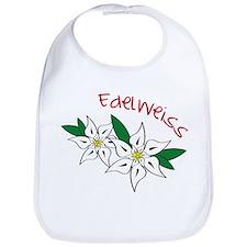 Edelweiss Bib