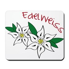 Edelweiss Mousepad