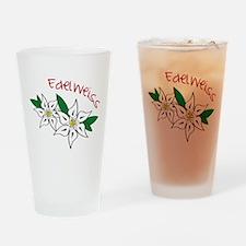 Edelweiss Drinking Glass