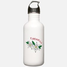 Edelweiss Water Bottle