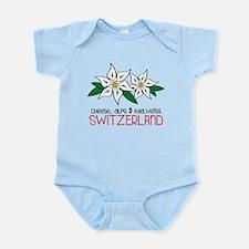 Switzerland Onesie