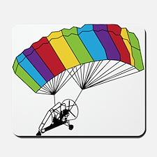 Powered Parachute Mousepad