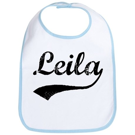 Vintage: Leila Bib