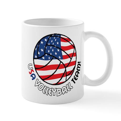 USA Volleyball Team Mug