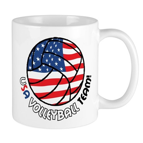 USA Volleyball Team Mug