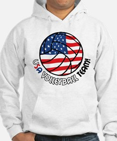 USA Volleyball Team Hoodie