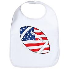 US Flag Football Bib
