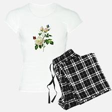 Pierre-Joseph Redoute Rose Pajamas