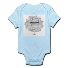 Take care of the universe Infant Bodysuit