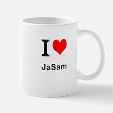 Cute Jasam Mug