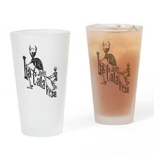 Cute All hallow's eve Drinking Glass