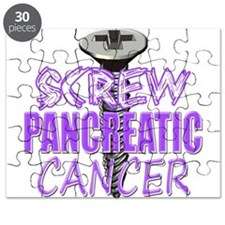 Screw Pancreatic Cancer Puzzle