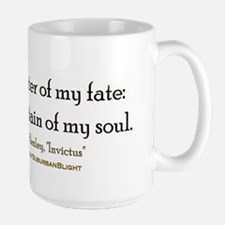 """Master Of My Fate"" Mug"