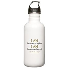 """""""Master Of My Fate"""" Water Bottle"""
