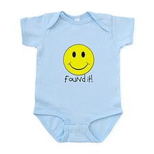 Found It Smiley! Infant Bodysuit