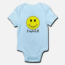 Found It Smiley! Infant Bodysuit