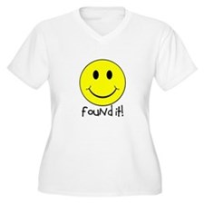 Found It Smiley! T-Shirt