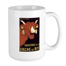 Cheesy Cow Mug