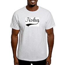 Vintage: Tisha Ash Grey T-Shirt