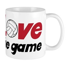 Love The Game Mug