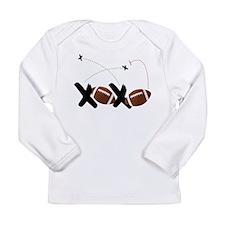 XOXO Long Sleeve Infant T-Shirt