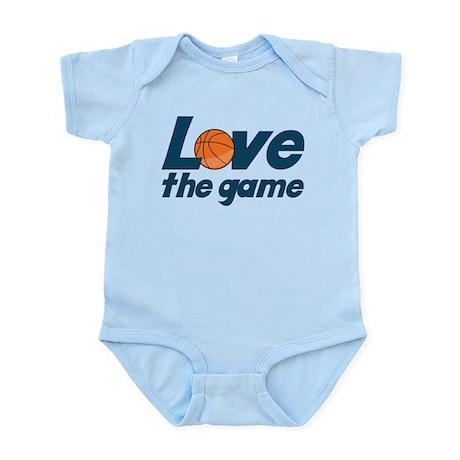 Love The Game Infant Bodysuit