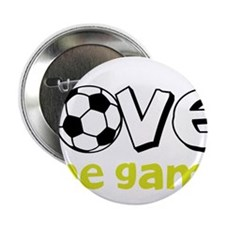 "Love The Game 2.25"" Button"