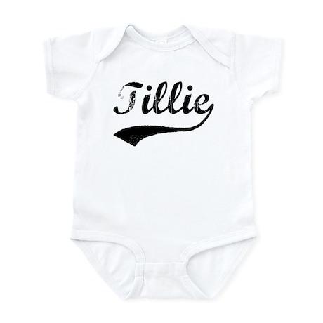 Vintage: Tillie Infant Bodysuit
