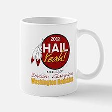 Redskins Hail Yeah NFC East 2012 Champions Mug