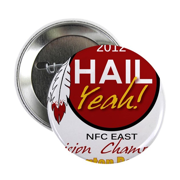 Redskins hail yeah nfc east 2012 champions b by for Hail yeah redskins shirt