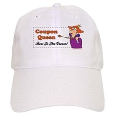 COUPON QUEEN Baseball Cap