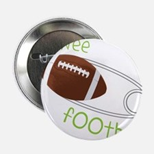 "Pee Wee Football 2.25"" Button"